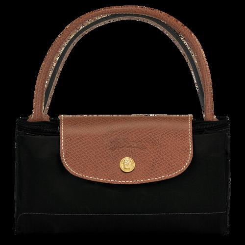 Le Pliage Original Handtasche S, Schwarz