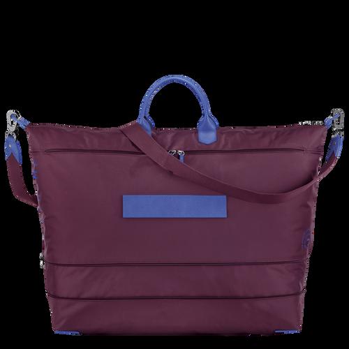 Reisetasche, Mahagoni - Ansicht 3 von 4 -