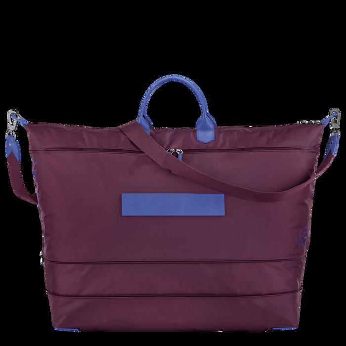 Reisetasche, Mahagoni - Ansicht 3 von 4 - Zoom vergrößern