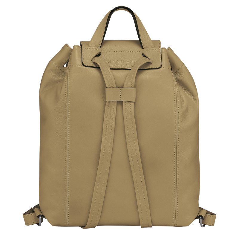 Backpack, Khaki - View 3 of  4 - zoom in