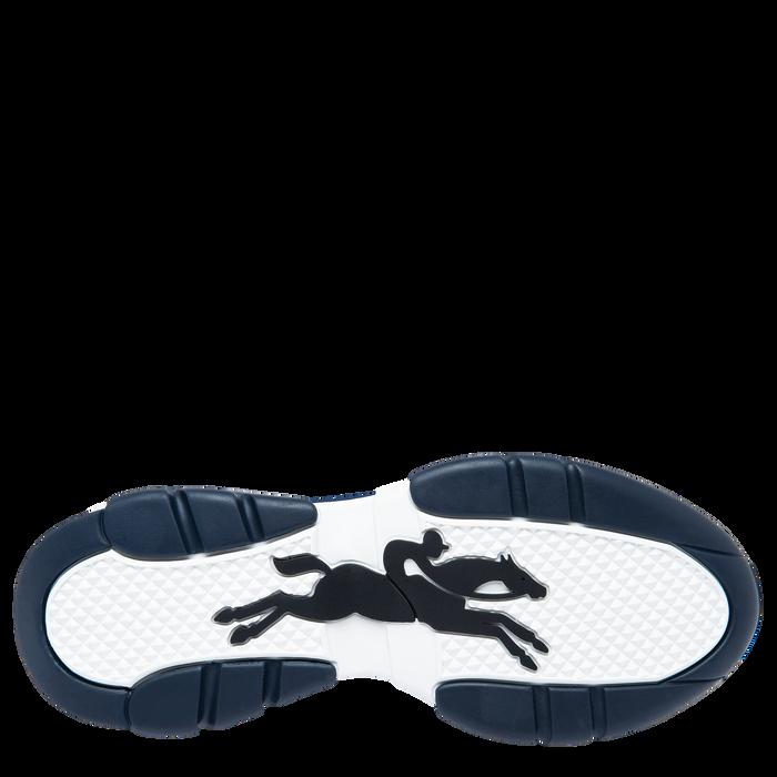 Sneakers, Noir/Marine - Vue 5 de 5 - agrandir le zoom
