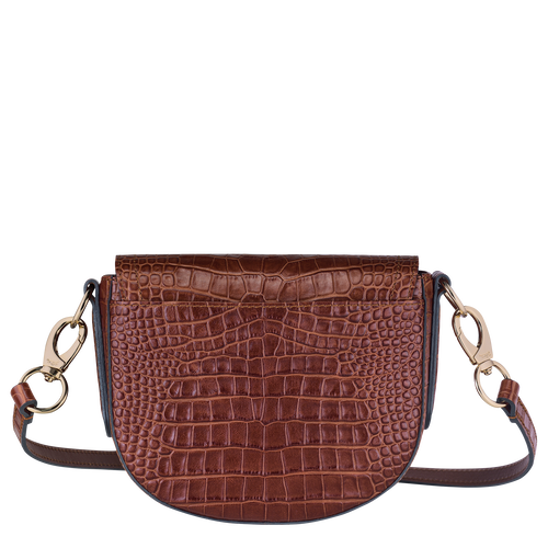 Crossbody bag, Cognac - View 3 of  3 -