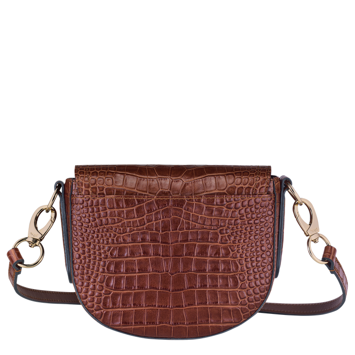 Crossbody bag, Cognac - View 3 of  3 - zoom in