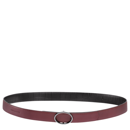 Women's belt, F04 Brandy/Black, hi-res
