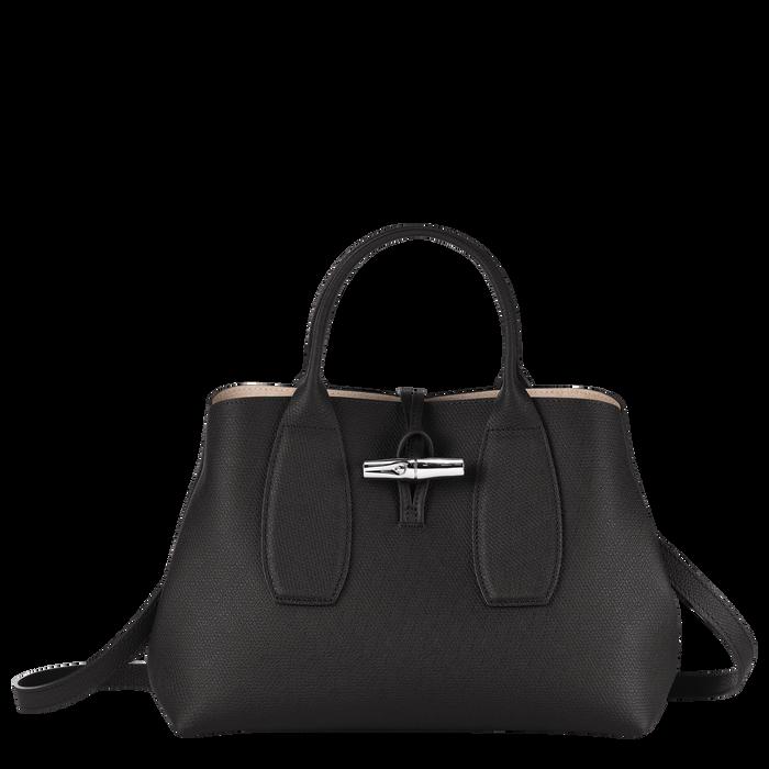 Handtasche M, Schwarz - Ansicht 1 von 5 - Zoom vergrößern