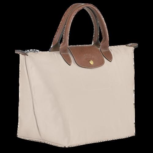 Le Pliage 原創系列 手提包 M, 白紙色