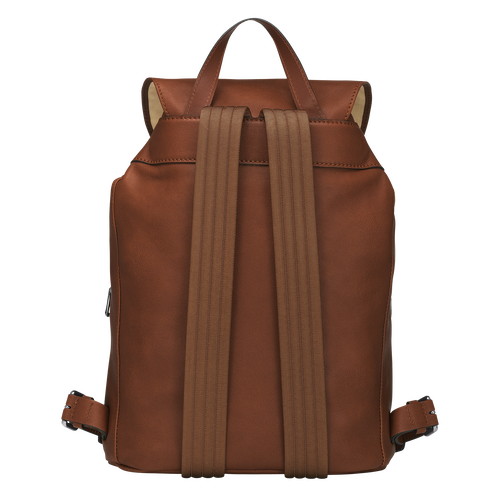 Backpack M, Cognac, hi-res - View 3 of 3