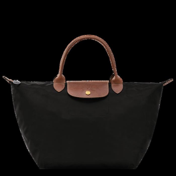 Handtasche M, Schwarz - Ansicht 1 von 8.0 - Zoom vergrößern