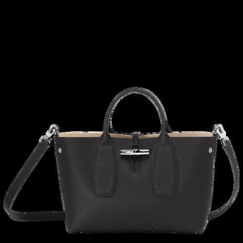 Top handle bag M, Black - View 2 of 5 -