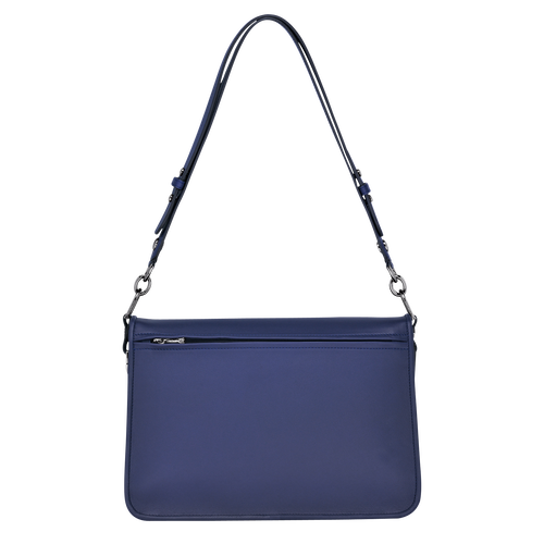 View 3 of Hobo bag, 006 Navy, hi-res