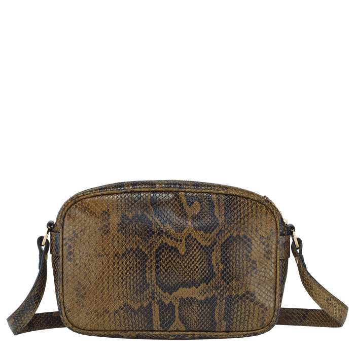 Crossbody bag S, Bronze - View 3 of  3 - zoom in