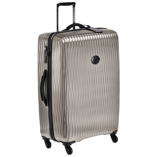 View 2 of Wheeled suitcase, Grey, hi-res