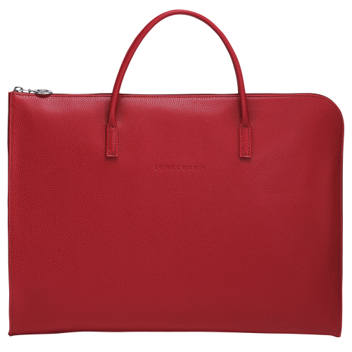 Briefcase S, Red - View 1 of 3 -