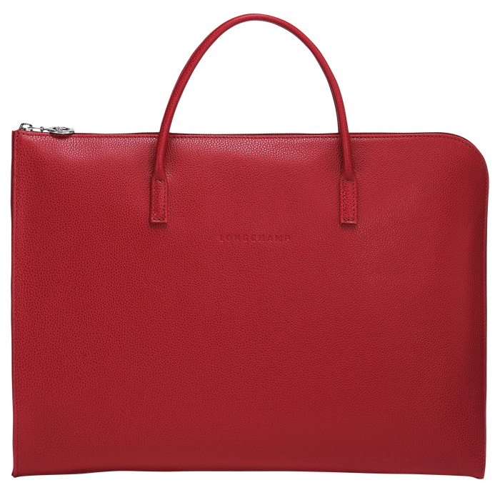 Briefcase S, Red - View 1 of 3 - zoom in