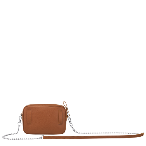 Crossbody bag, Caramel, hi-res - View 3 of 3