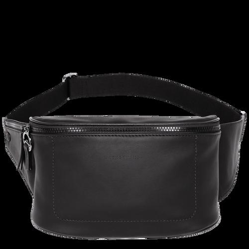 View 1 of Belt bag, 001 Black, hi-res