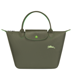 Top handle bag S, Longchamp Green