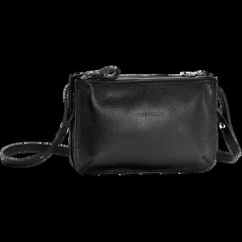 Sac porté travers Le Foulonné Noir (L2072021047) | Longchamp FR