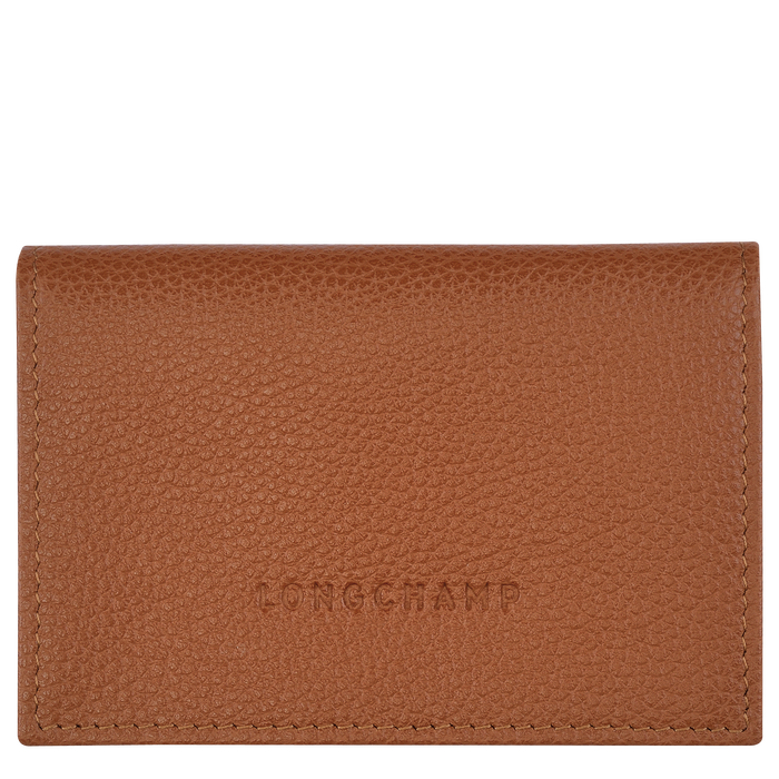 Card holder, Caramel - View 1 of  2 - zoom in