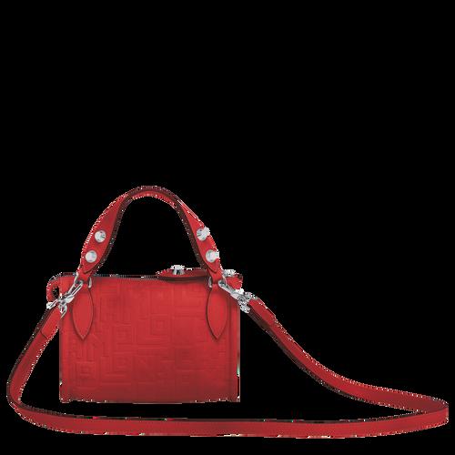 Crossbody bag, Burnt Red, hi-res - View 3 of 3