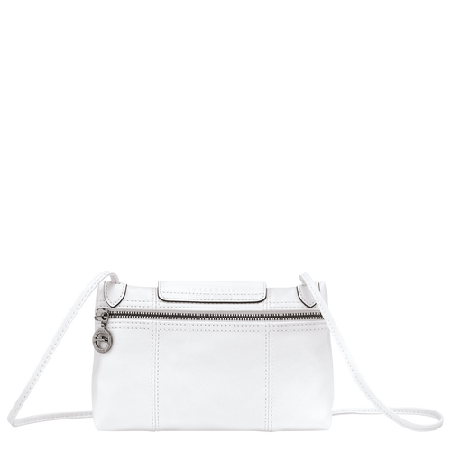 Crossbody bag, White, hi-res - View 3 of 3