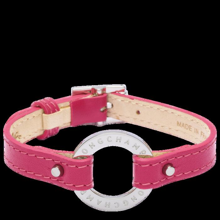Le Foulonné Bracelet, Rose/Argent