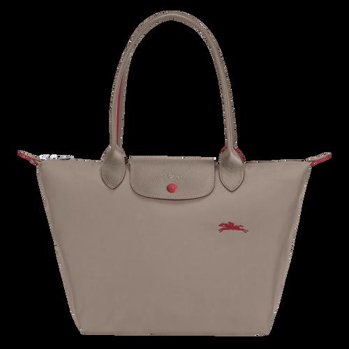 Sac porté épaule S Le Pliage Club Vison (L2605619P18) | Longchamp FR