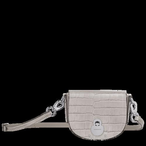 Crossbody bag, Pearl, hi-res - View 1 of 3