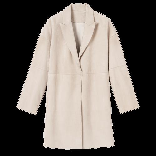 2021 봄/여름 컬렉션 3/4 재킷, 초크
