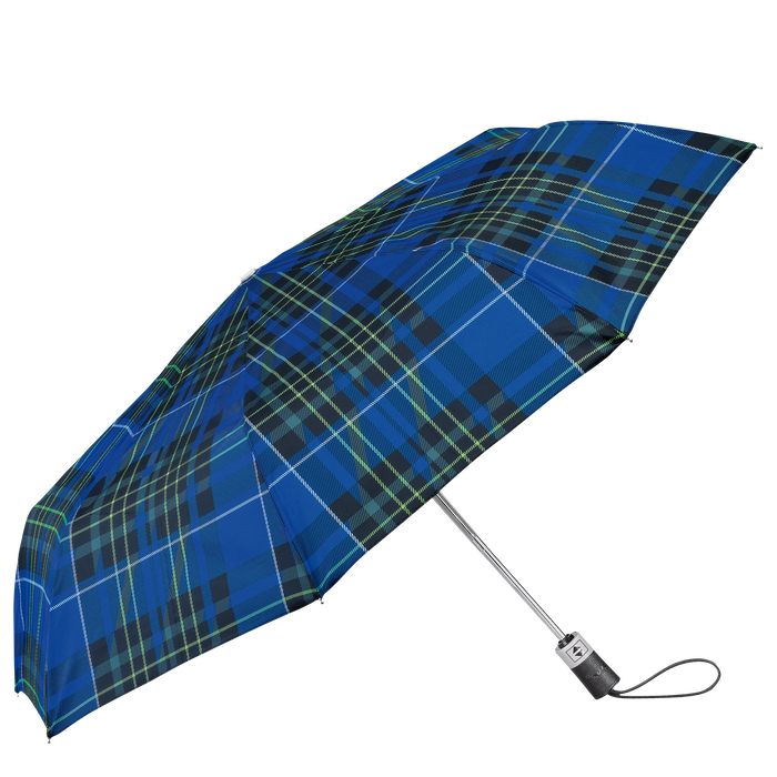 Retractable umbrella, Blue - View 1 of  1 - zoom in