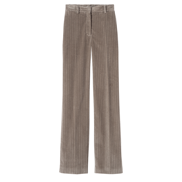 Fall-Winter 2021 Collection Trousers, Turtledove