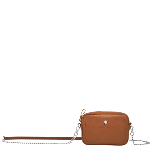 Crossbody bag, Caramel, hi-res - View 1 of 3