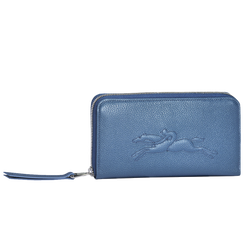 Zip around wallet, 729 Pilot blue, hi-res