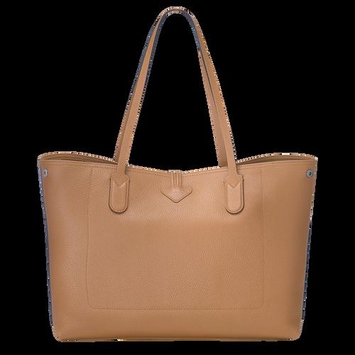 View 3 of Essential Shoulder bag L, Natural, hi-res