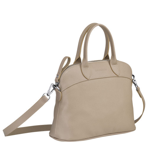 Top handle bag S, Beige - View 2 of  3.0 -