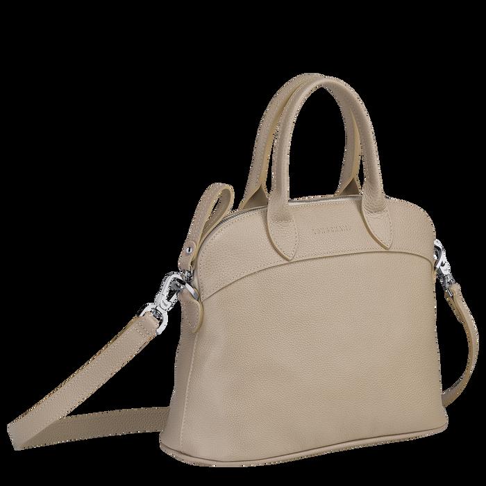 Top handle bag S, Beige - View 2 of  3.0 - zoom in