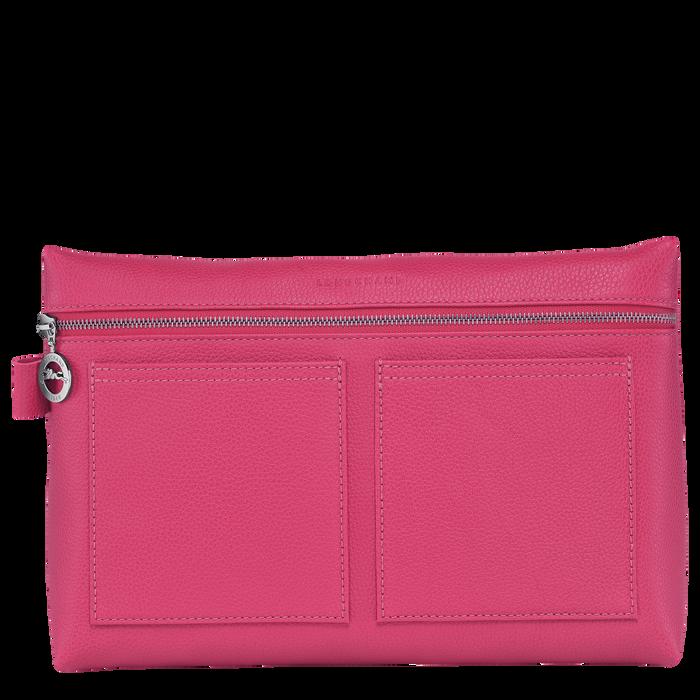 Le Foulonné Toiletry case, Pink/Silver