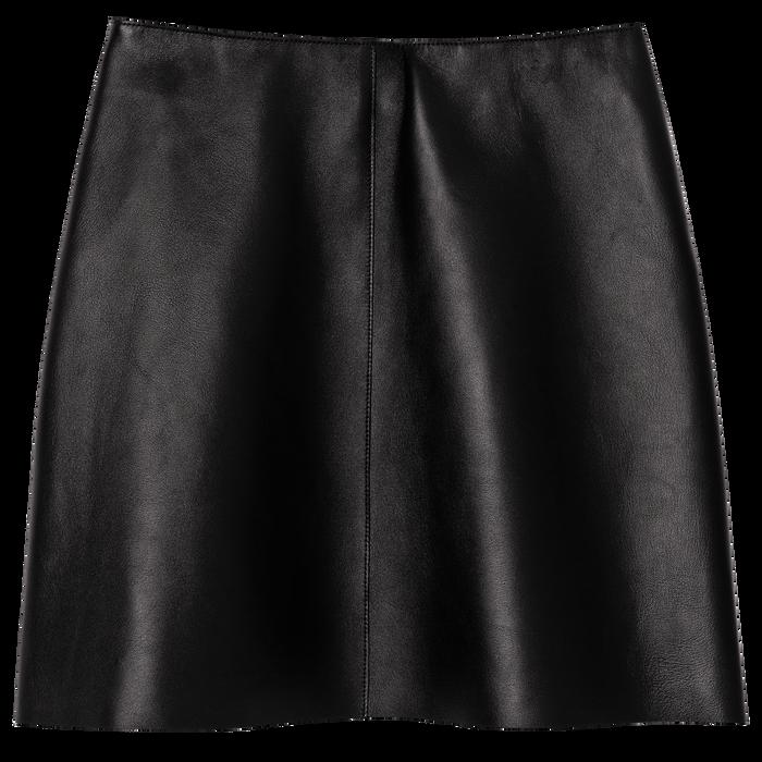 Jupe, Noir/Ebène - Vue 2 de 2 - agrandir le zoom