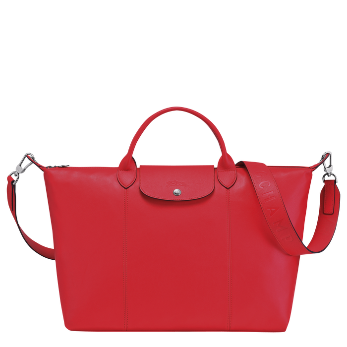 Top handle bag L, Red - View 1 of  8.0 - zoom in