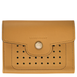 Compact wallet, 117 Honey, hi-res