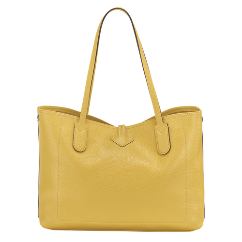 Shoulder bag, Yellow, hi-res - View 4 of 4