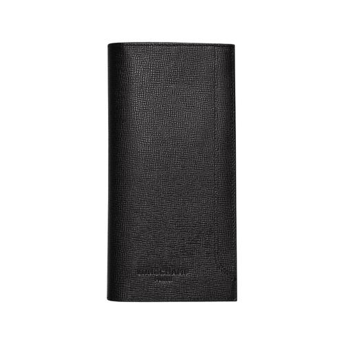 View 2 of Long wallet, Black, hi-res