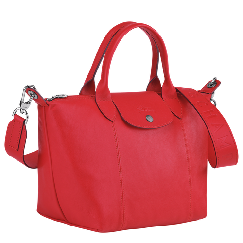 Top handle bag S, Red - View 2 of 3 -