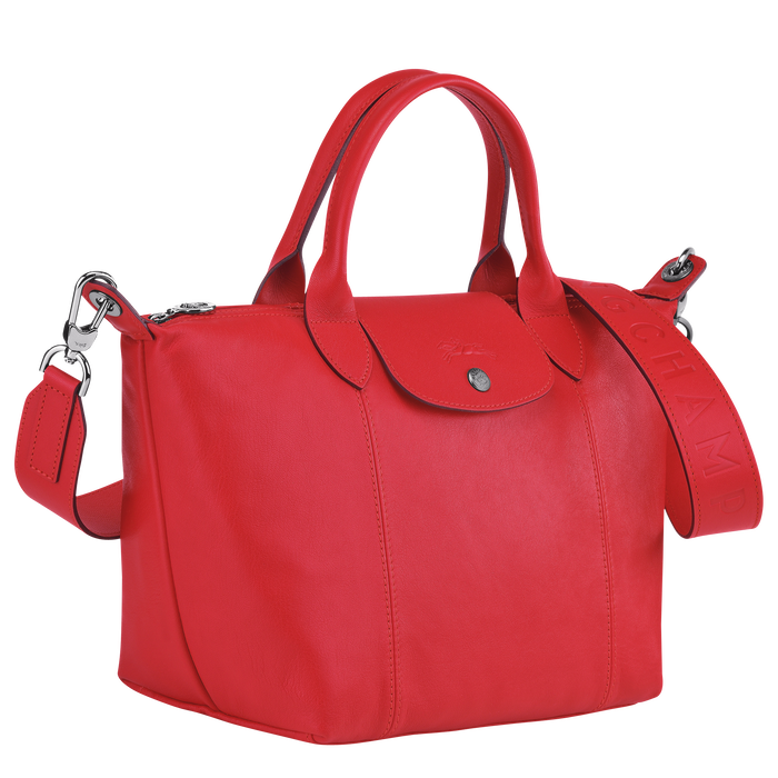 Top handle bag S, Red - View 2 of 3 - zoom in
