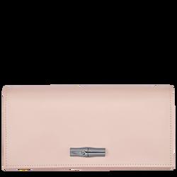 Lange continentale portemonnee