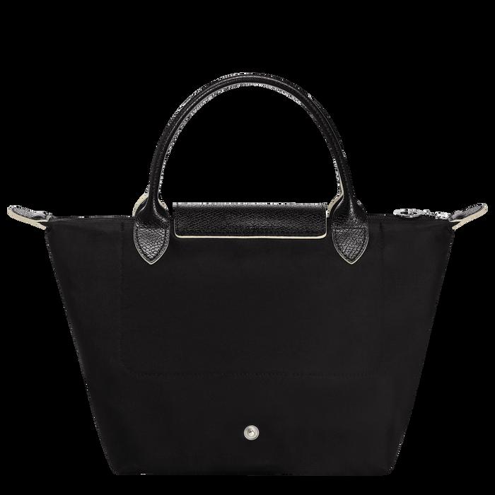 Top handle bag S, Black/Ebony - View 3 of 5 - zoom in