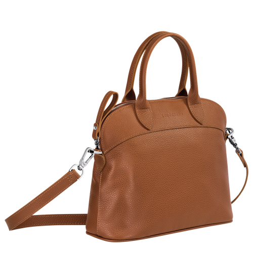 Top handle bag S, Caramel - View 2 of  3 -