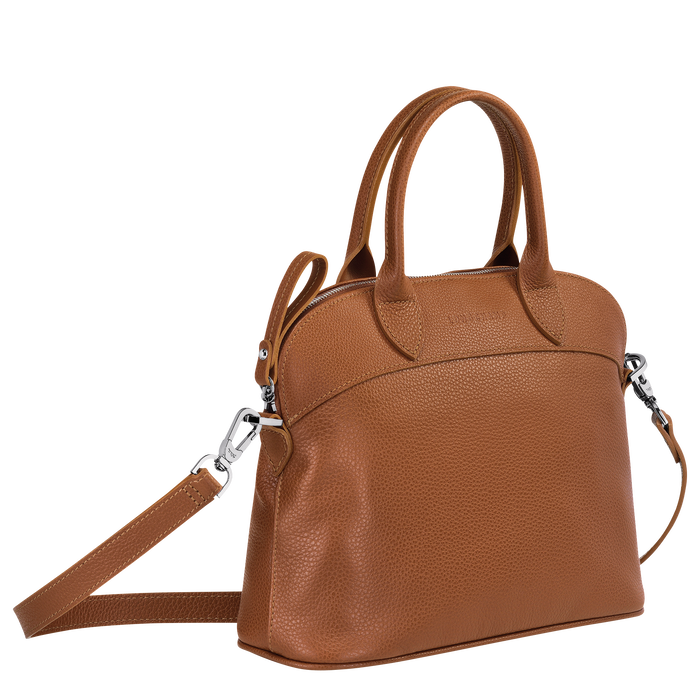 Top handle bag S, Caramel - View 2 of  3 - zoom in