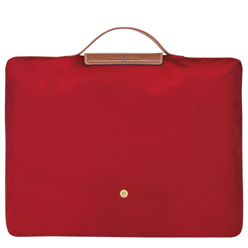 Briefcase, Red, hi-res - View 3 of 4