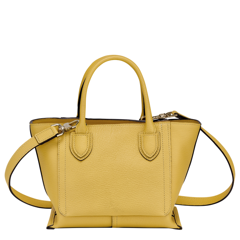 Top handle bag S, Yellow - View 3 of  3 - zoom in